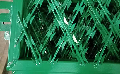 监狱刀刺隔离网(焊接型)